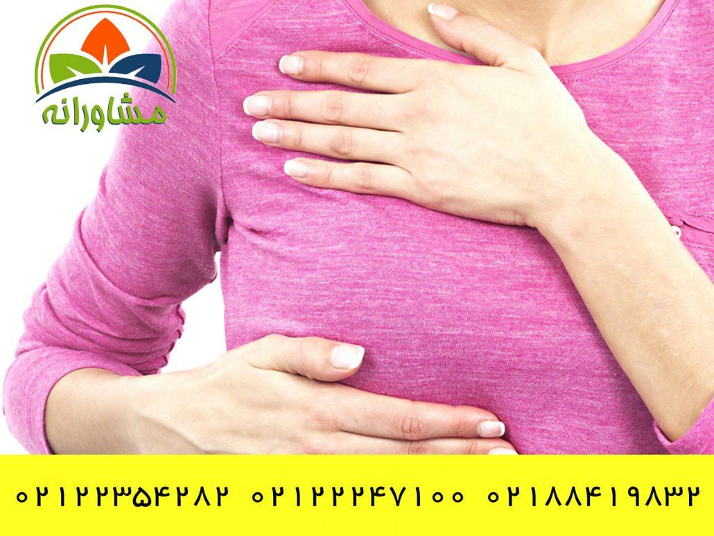 علائم سرطان پستان حاد چیست؟