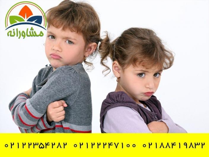 10 نکته اصلی برای مدیریت اختلاف میان فرزندان