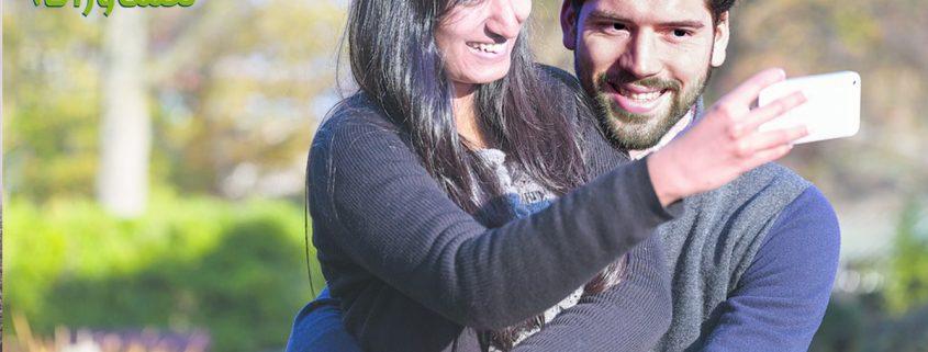 جملات احساسی برای نشان دادن علاقه به همسر
