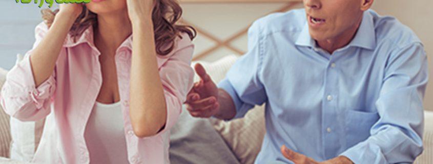 حتما دعوای زناشویی داشته باشید! نظر روانشناسان در مورد نزاع همسران