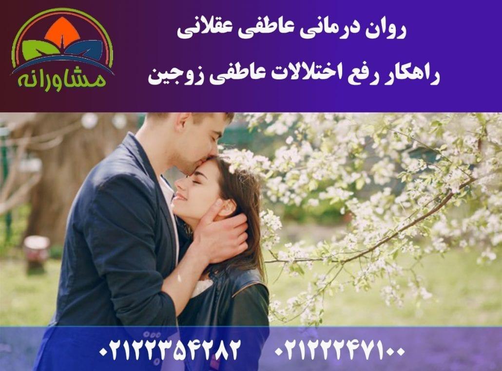 روان درمانی عاطفی عقلانی، راهکار رفع اختلالات عاطفی زوجین