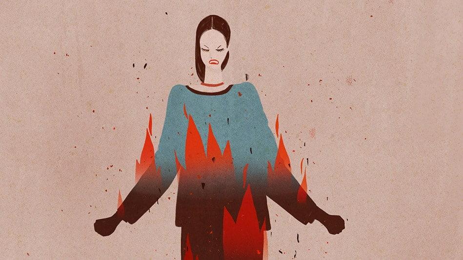مهارت کنترل خشم و مشاوره عصبانیت