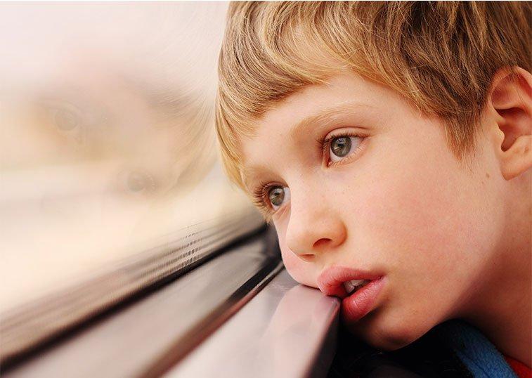 اوتیسم و دنیای یک کودک درخودمانده (3)