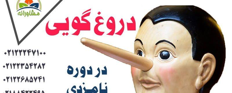 دروغگویی در دوره نامزدی - روغگویی نامزد