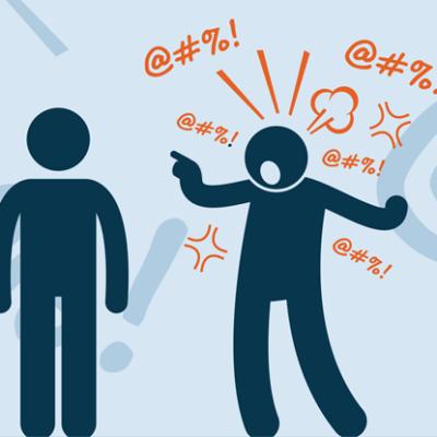 راه های مقابله با احساس خشم