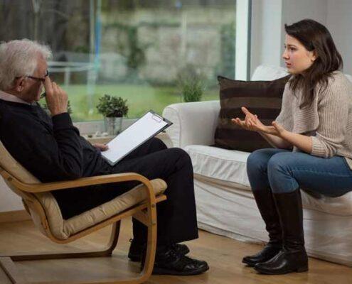 رویکردهای درمانی در مشاوره ی فردی