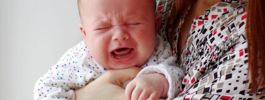 شیر نخوردن نوزاد