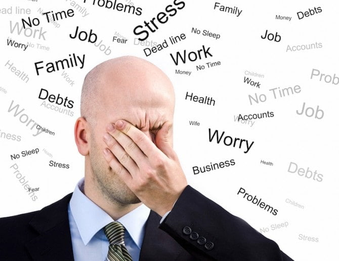 مدیریت استرس