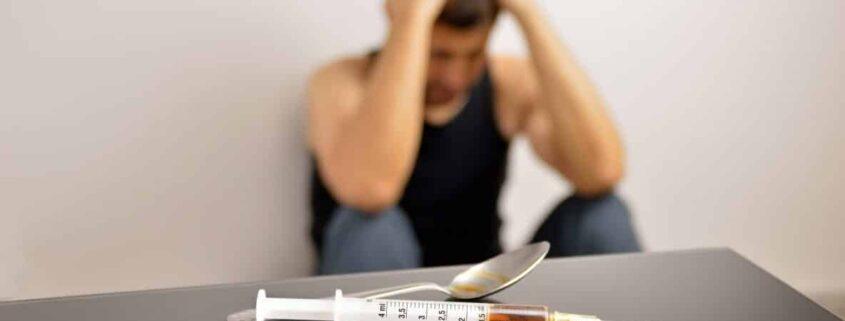 عوارض اعتیاد به هروئین