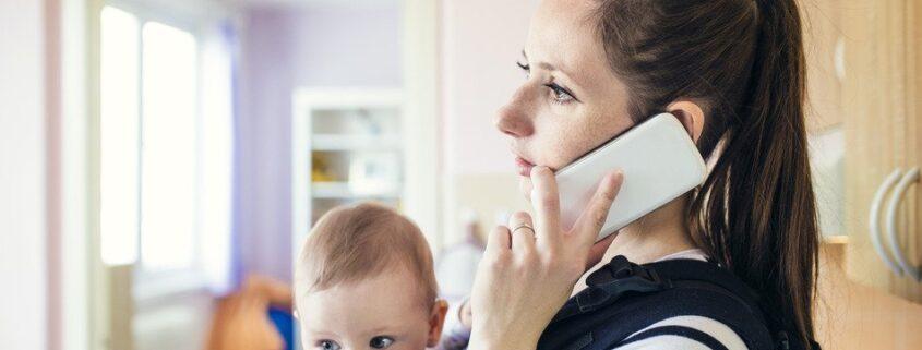 مشاوره تلفنی کودک