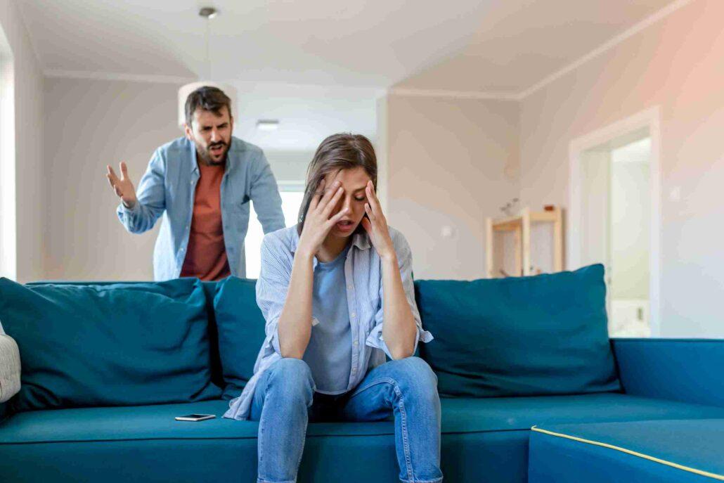 اشتباهات زن و شوهر