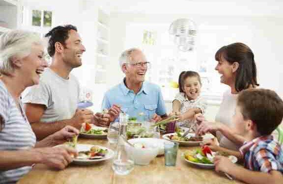ابراز عشق در خانواده