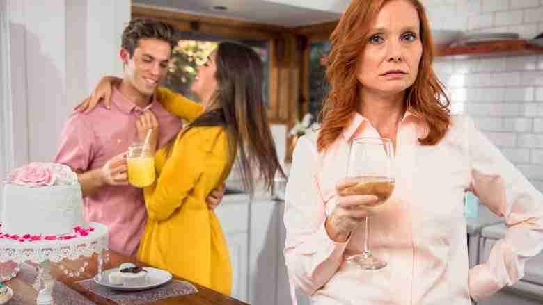 مادر شوهر حسود