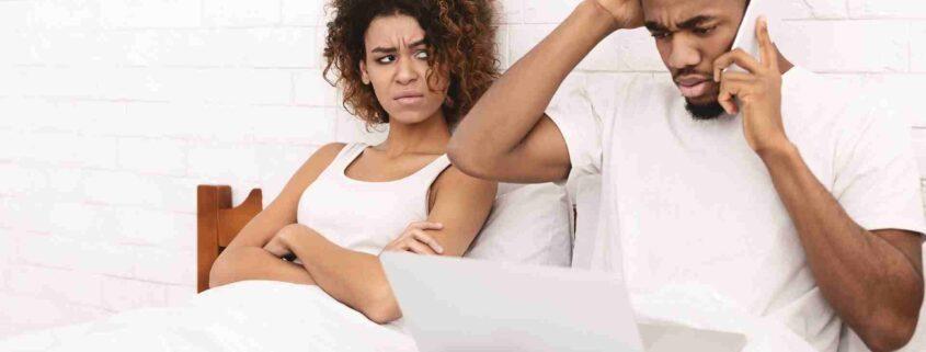 خیانت مردان در دوران بارداری