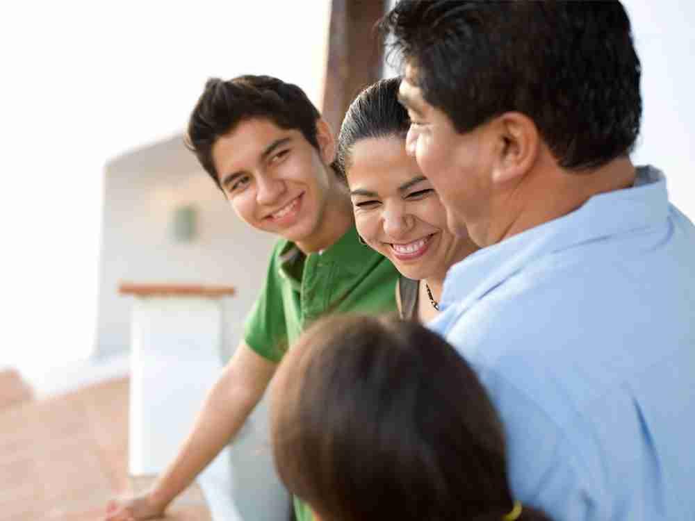 توقعات نوجوانان از والدین
