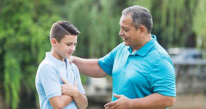 توقعات نوجوانان از پدر و مادر