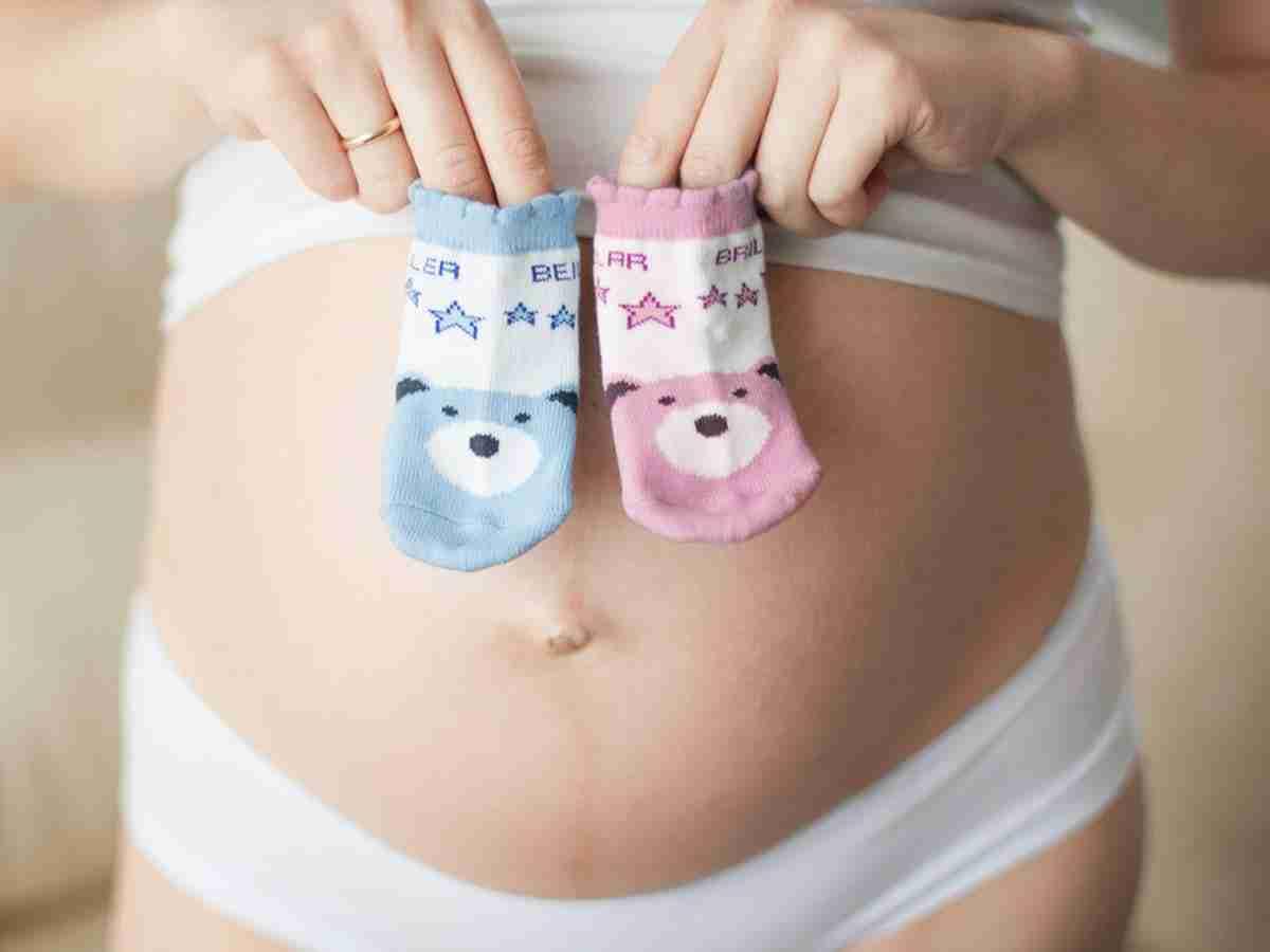 جنین دختر