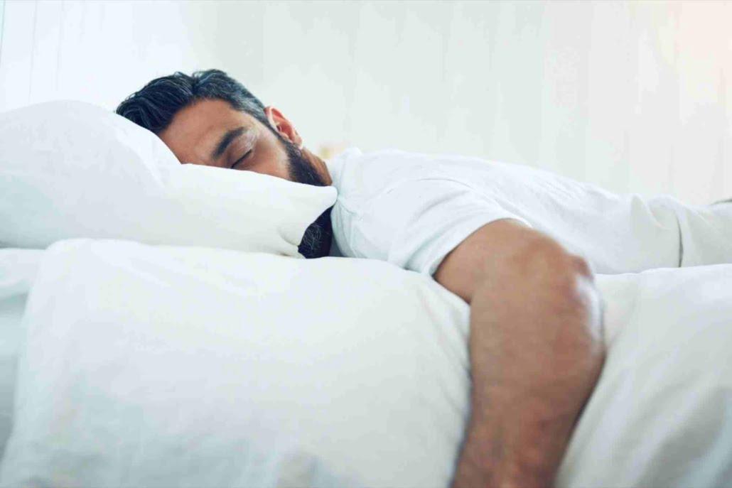 جنب شدن در خواب