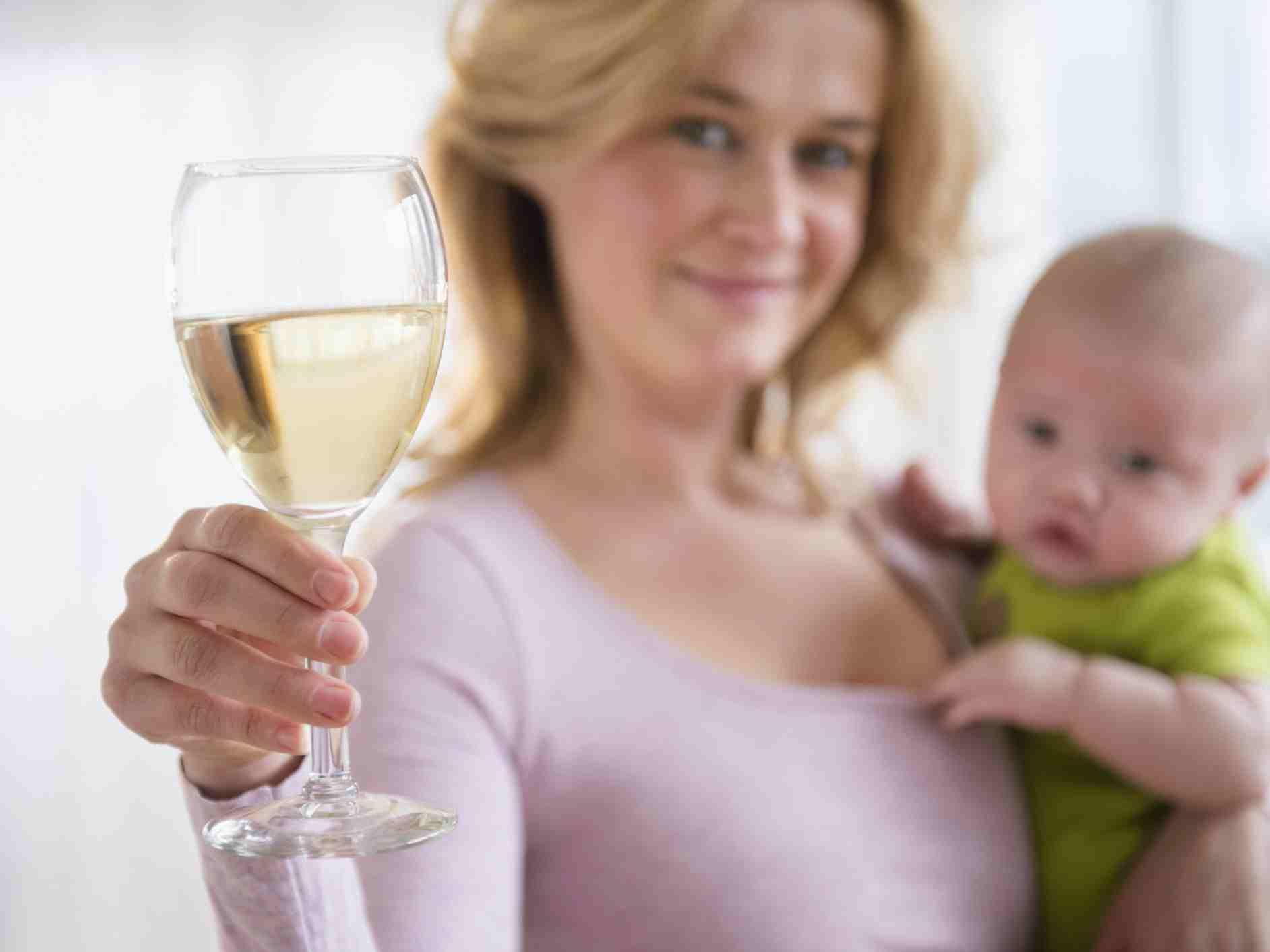 مصر� الکل در دوران شیردهی
