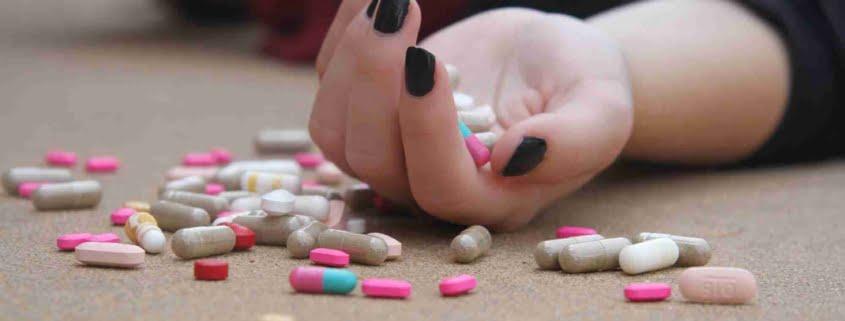 تاثیر مواد مخدر بر مغز