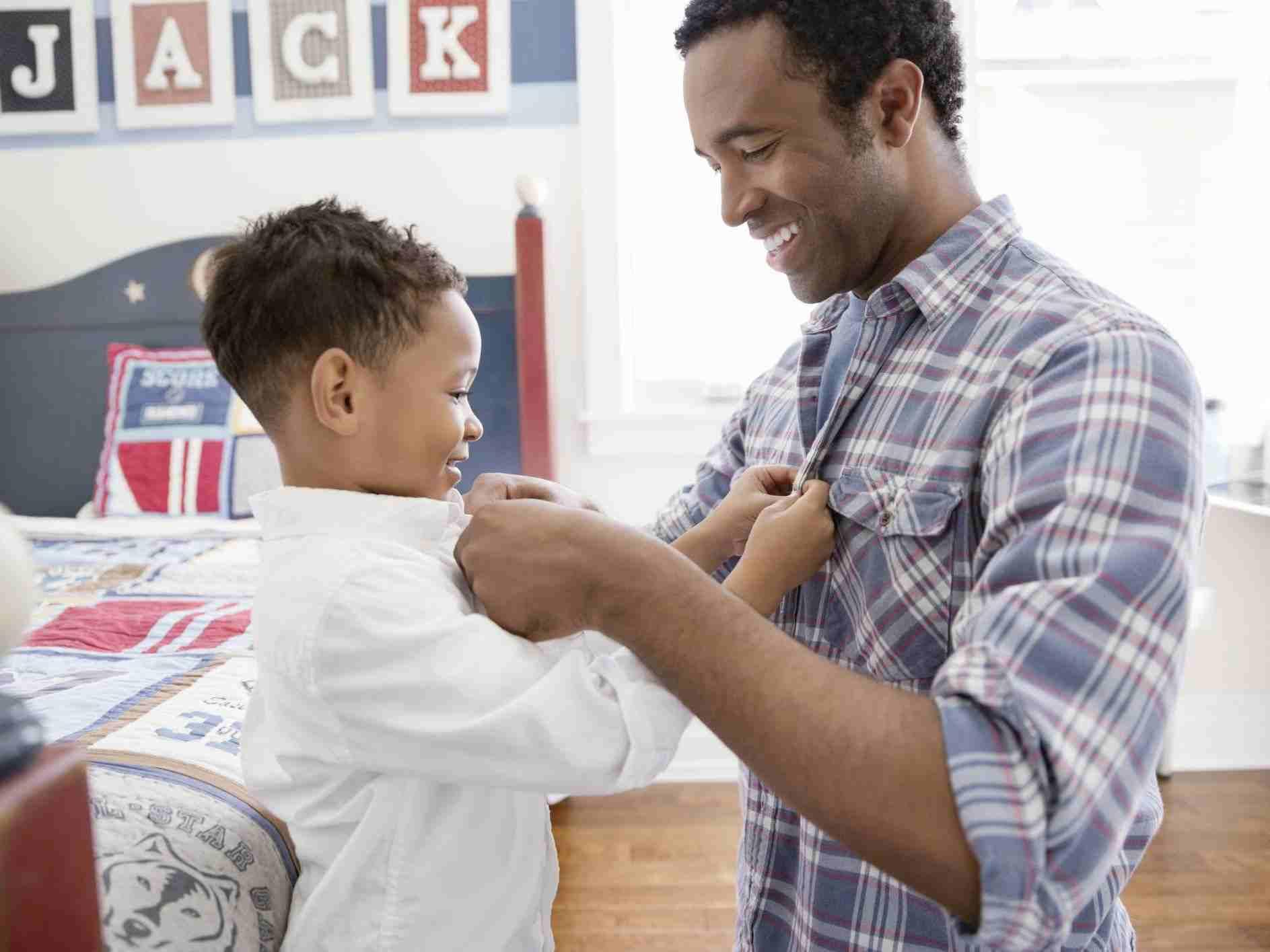 افزایش مسئولیت پذیری در کودکان