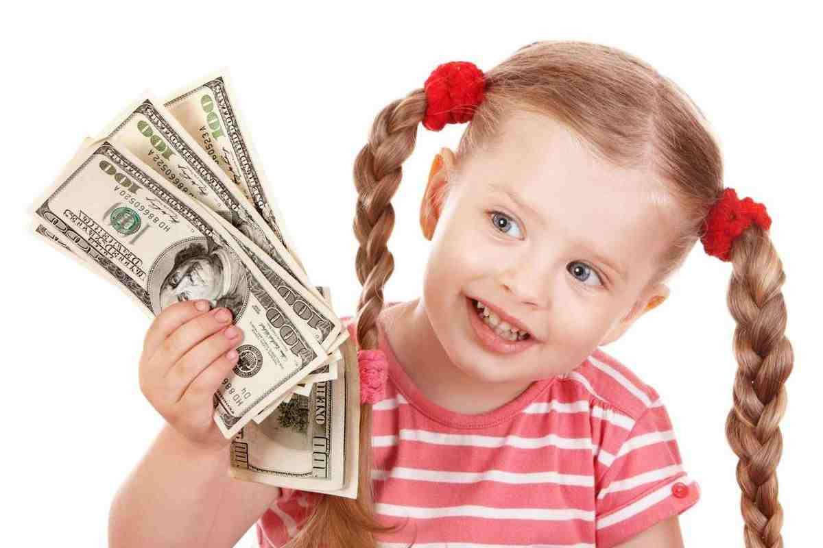 پول توجیبی کودکان
