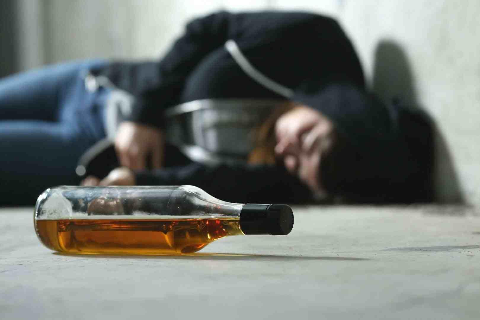 اعتیاد به الکل