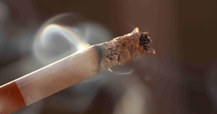 گرایش به سیگار