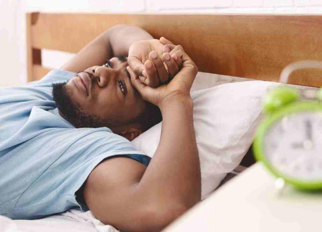 بی خوابی بعد از ترک اعتیاد