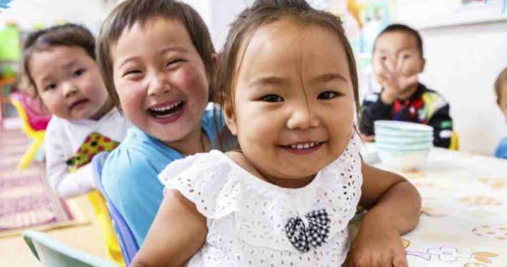 فرایند اجتماعی شدن کودک